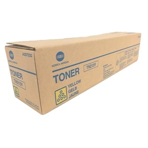 TN-213Y Ineo +203 Toner Yellow 19K