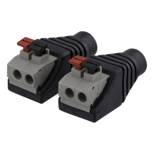 2-pin Terminal block to 5.5 DC