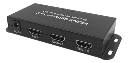 HDMI Splitter 1x2 4K 30Hz