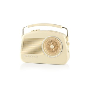 Retro-radio med DAB+