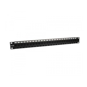 "Patchepanel 19"", Cat5e, 24 port, UTP"