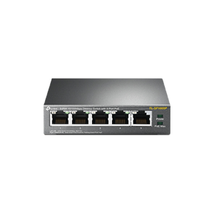 TP-Link 4-port POE switch