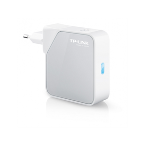 TP-LINK wireless N mini router, 2,4GHz, 300Mbit/s