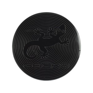 GECKO Dashboard Pad, klistermatte for dashbordet, rund