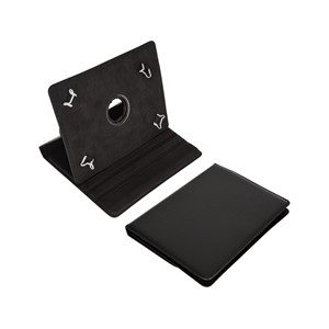 9.7'' - 10.5'' Rotatable Tablet Case, Black