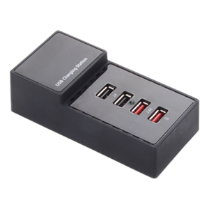 USB charging station, 100-240V to 5V USB, 7A.