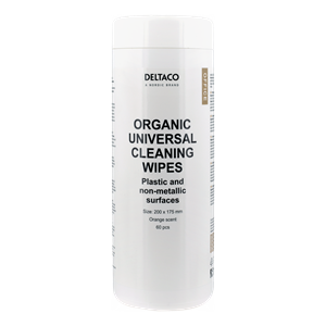 Organic Universal Cleaning Wipes